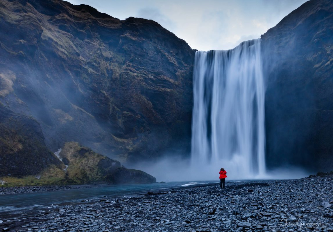 Permalink to:Skógafoss Waterfall, South Iceland
