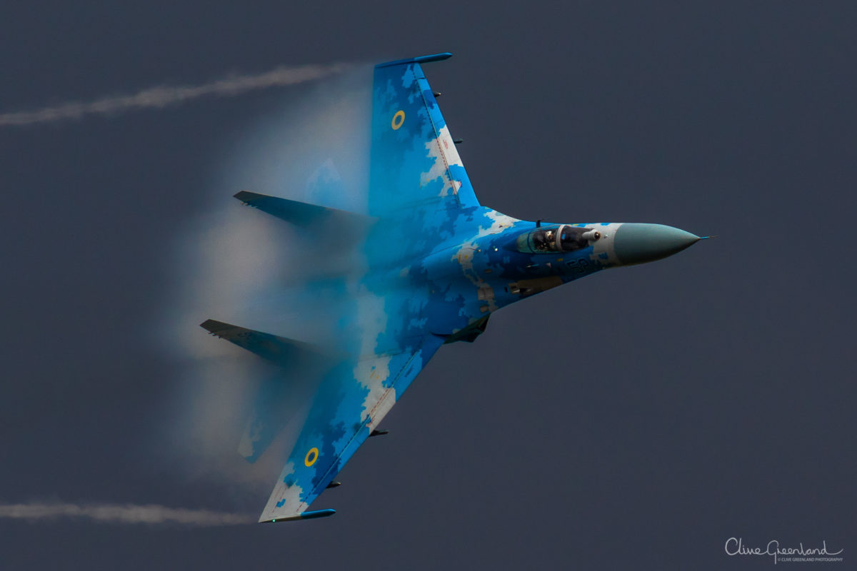 Permalink to:SU-27 Flanker at RIAT