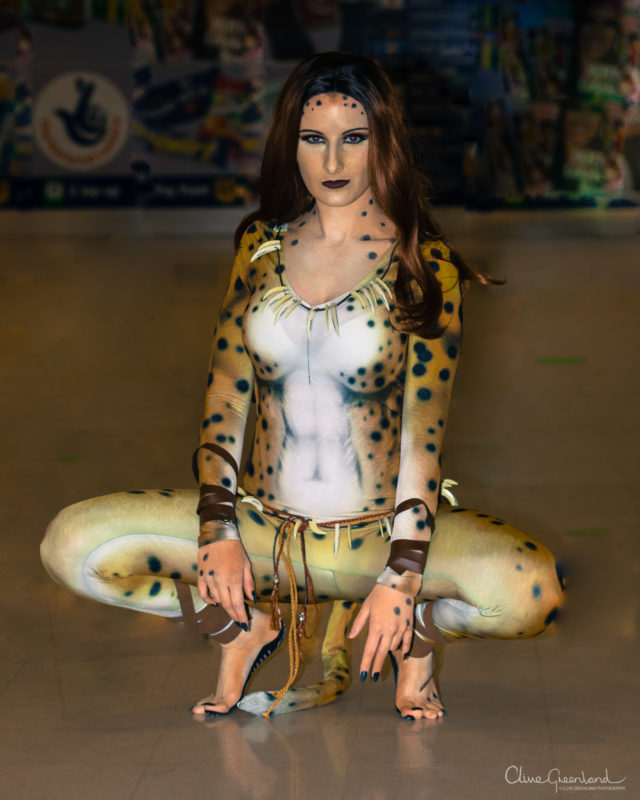Permalink to:Comic Con Event NEC – Cat Women