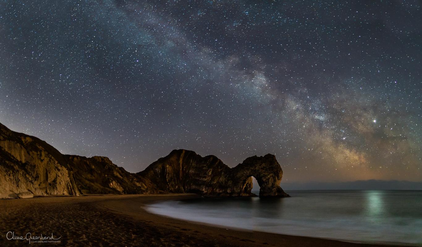 Permalink to:Durdle Door – Milky Way