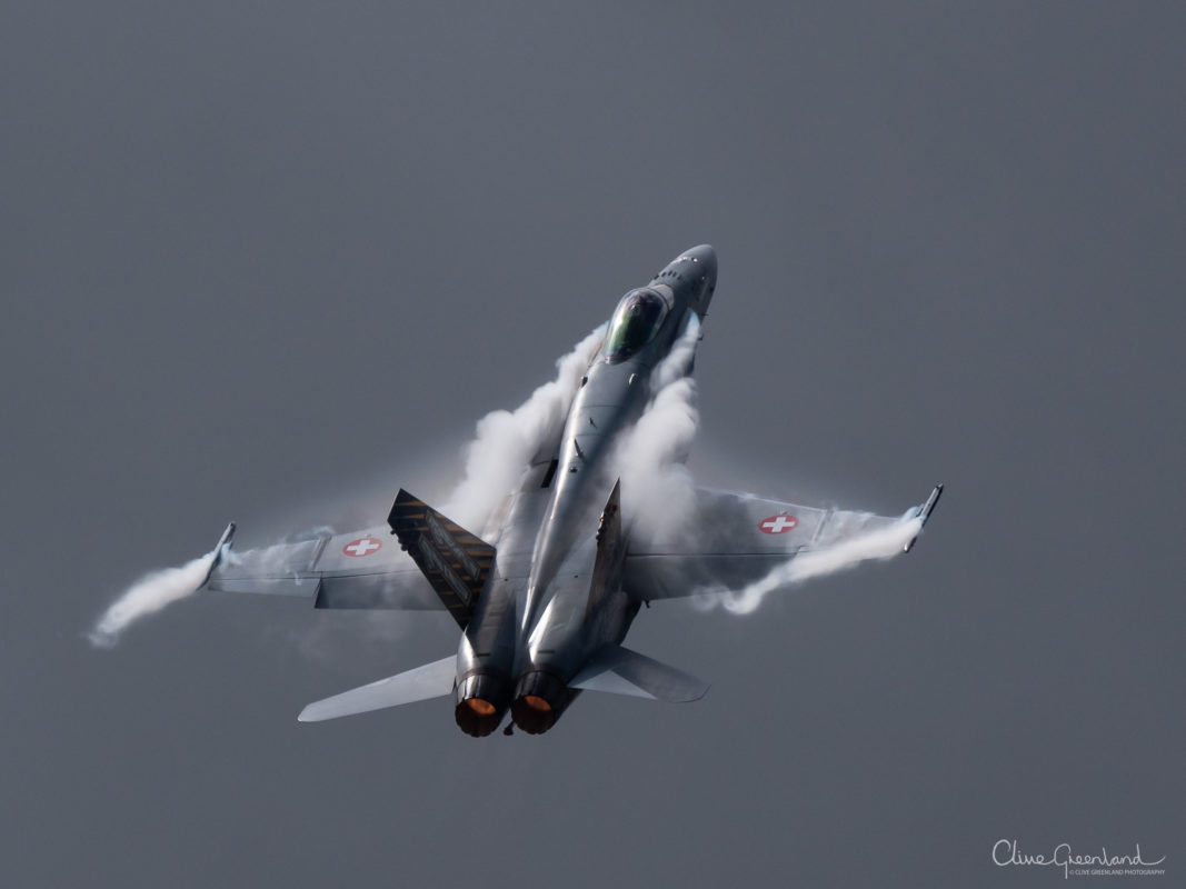 Permalink to:Swiss Air Force F/A-18C Hornet
