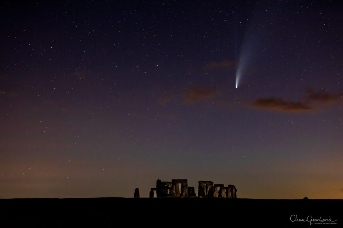 Permalink to:Comet NEOWISE – Stonehenge