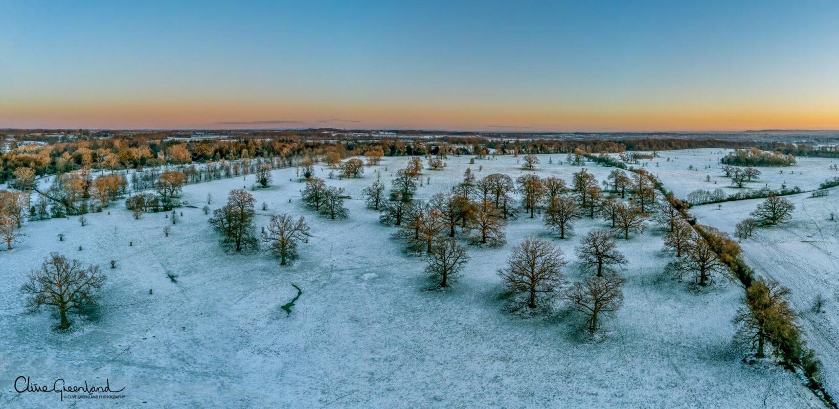 Permalink to:Corsham Park – Sunrise